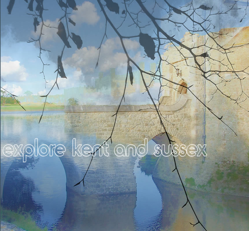 Fitted In Sussex Surrey And Kent: Kent, Sussex And Surrey Guided Walking And Coach Tours